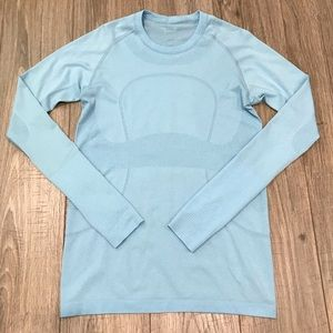 Lululemon Swiftly Tech Long Sleeve Size 8